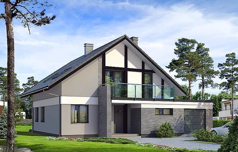 Отделать фасад дома