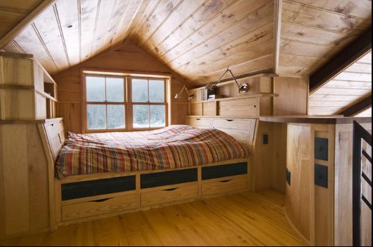 Креативная спальная