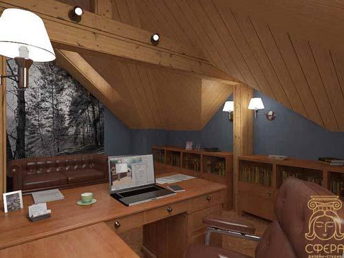 Прекрасный кабинет