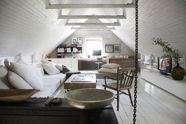 Скандинавский дизайн интерьера